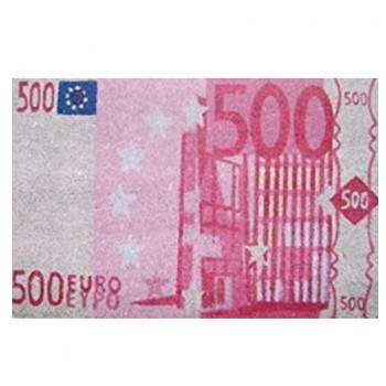 FELPUDO BILLETE 500EUROS...