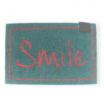 FELPUDO 60X40CM SMILE DE...