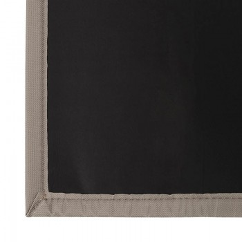 ALFOMBRA MODELO BASIC NATURAL DE PVC 175 X 75 CM
