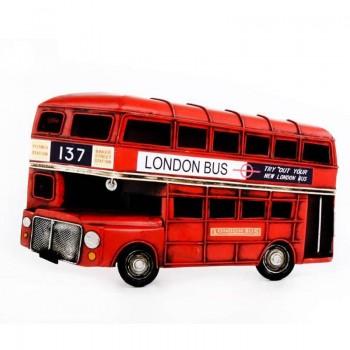DECORACIÓN PARED LONDON BUS...