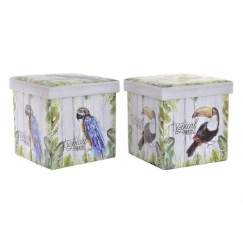 CAJA TROPICAL PLEGABLE DE...