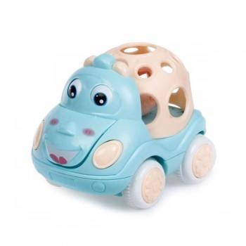 coche-sonajero-goma-suave-azul