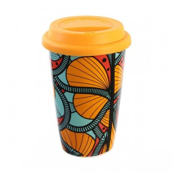 mug-termico-doble-pared-batik-naranja