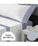 JUEGO DE SÁBANAS FLAVIO MARINO CAMA 150