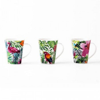 TAZA TROPICAL 375 ML