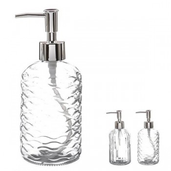 DISPENSADOR DE BAÑO CRISTAL 400 ML