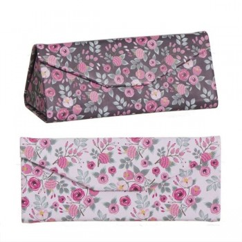 FUNDA PLEGABLE GAFAS ROSE