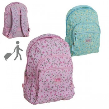 MOCHILA ESCOLAR BLOOM