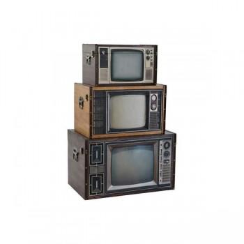 SET BAULES TV 3 UNIDADES