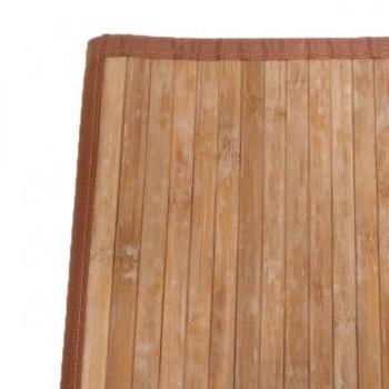 ALFOMBRA BAMBÚ NATURAL 60X90