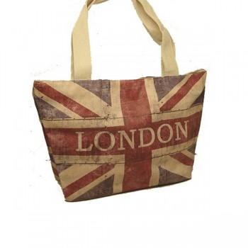 BOLSO ASAS LONDON 30X20CM