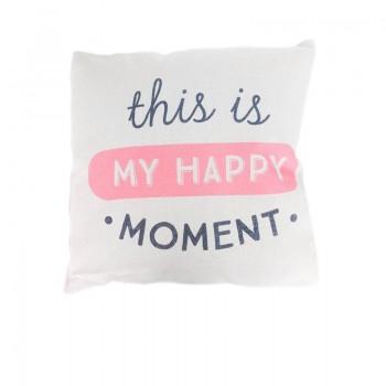 COJIN 'HAPPY MOMENT' 45X45CM,
