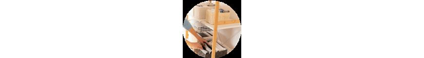 Cestos y organización de armarios | Iglú tiendas