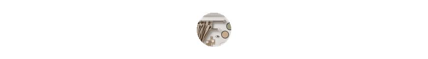 Cortinas, visillos y barras | Iglú tiendas