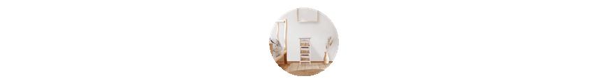 Muebles auxiliares, cajoneras y estanterías | Iglú tiendas