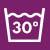 Lavadora a 30ºC.